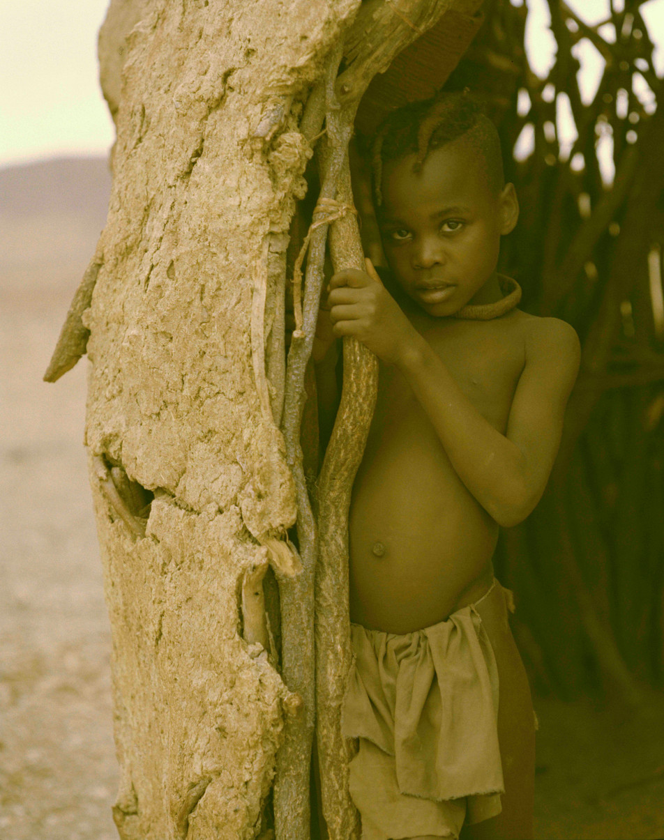 AFRICA ADIEU - PLATE 25