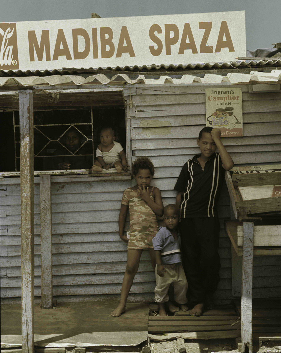 AFRICA ADIEU - PLATE 29