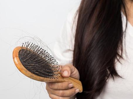 After Birth Hair Loss