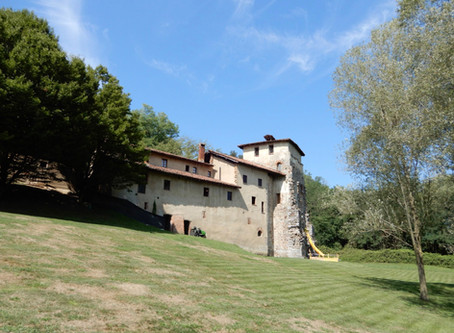 Monastero di Torba, van castrum tot klooster