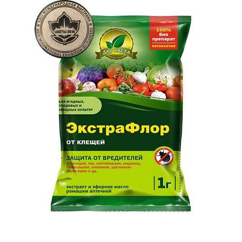 Экстрафлор от клещей 1 гр.