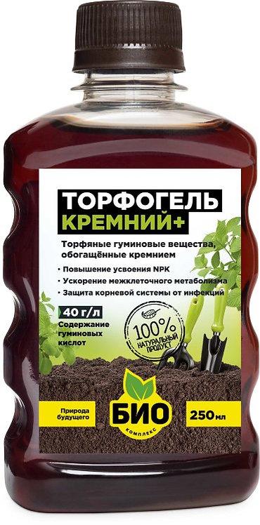 ТОРФОГЕЛЬ КРЕМНИЙ+ 0,25л
