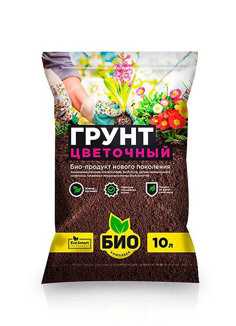 ГРУНТ цветочный 10л