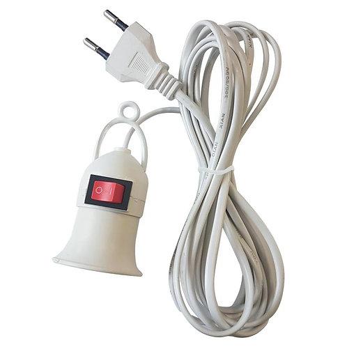 Светильник подвесной переносной Е27 3м