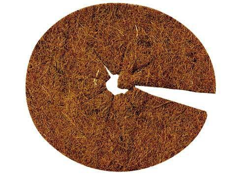 Приствольные круги кокос D 19см, 40см