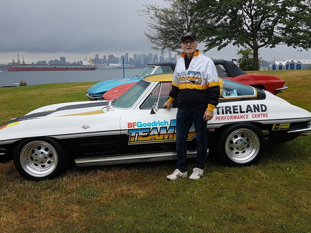 Let's keep our fingers crossed for a waterfront car show this year!