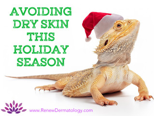 Is Your Dry Itchy Skin Ruining Your Holiday Spirit?
