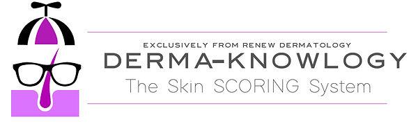 Renew Dermatology Skin Scoring System