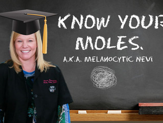 Derm-Nerd Class is in Session. Today's Lesson - The ABC-D & E's of Melanoma