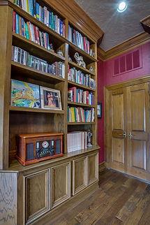 Engle Study Bookcase