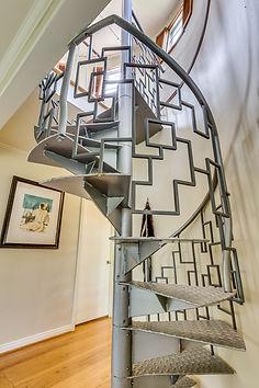 Daniel Spiral Staircase