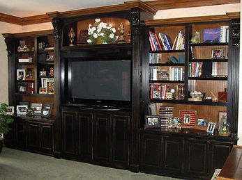 Smith Entertainment Cabinet