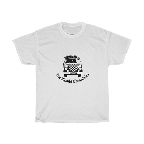 The Kombi Chronicles Official Tee