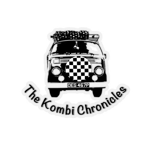 Kombi Chronicles Sticker