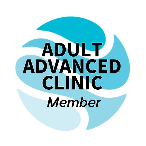 Member Adult Advanced Clinic