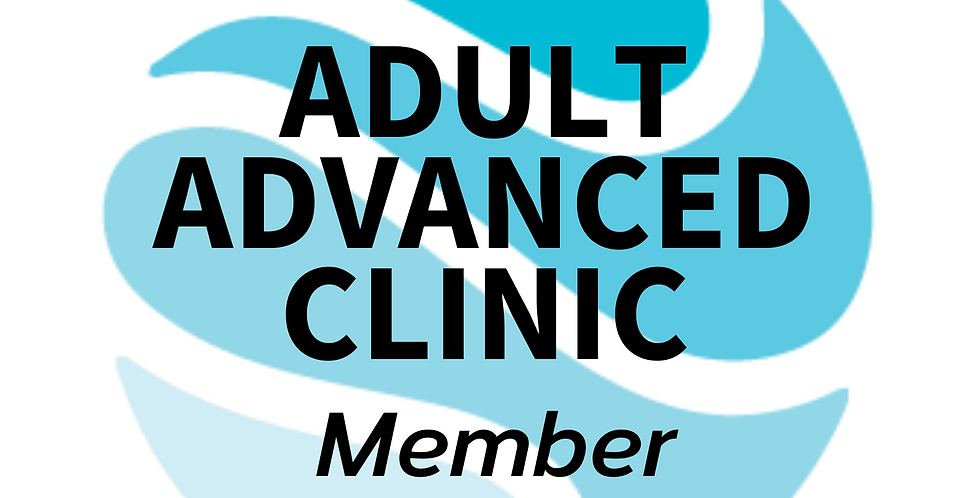 Member Adult Advanced Clinic