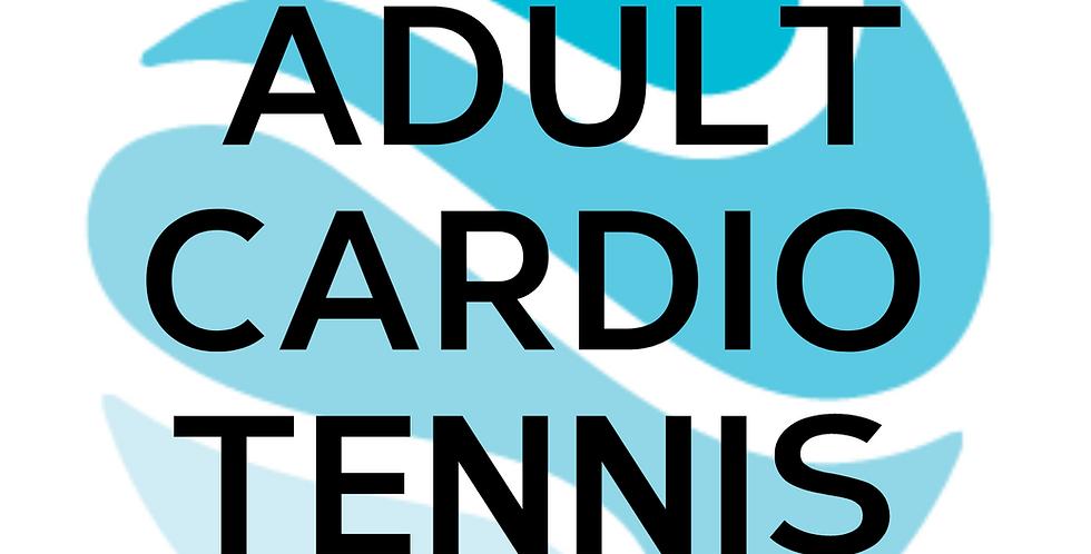 Adult Cardio Tennis