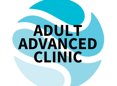 Advanced Clinic Cancelled on 10/9