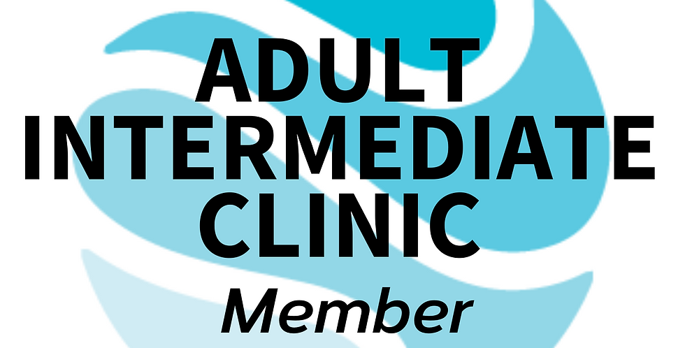 Member Adult Intermediate Clinic