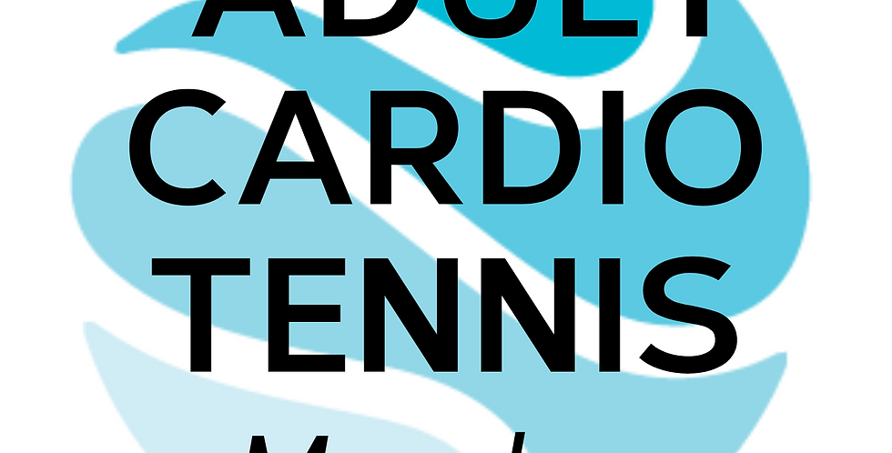 Member Adult Cardio Tennis