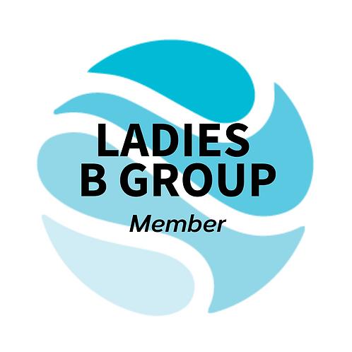 Member Ladies B Group
