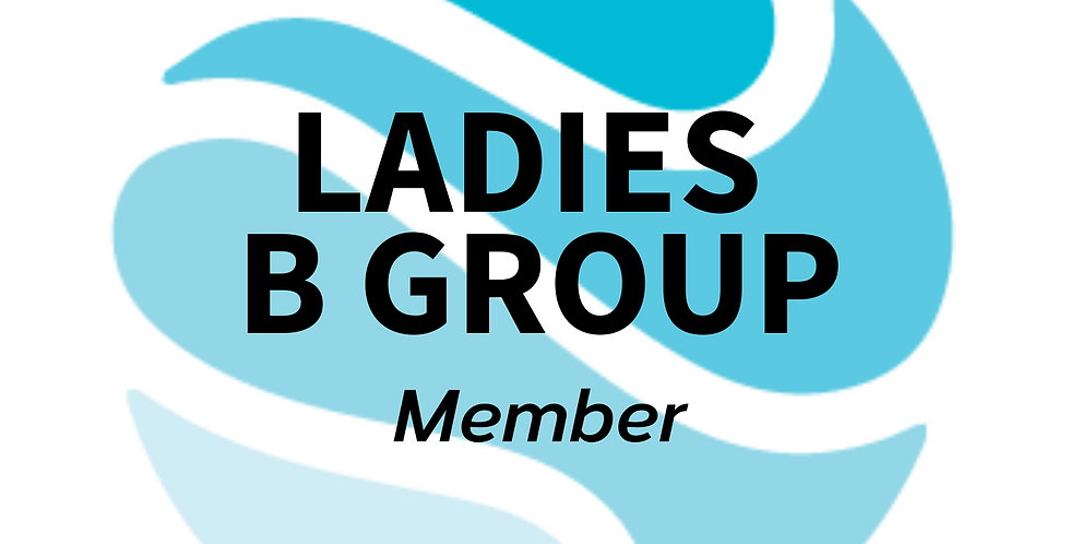 Member Ladies B Group
