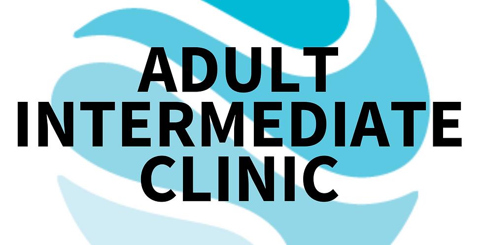Adult Intermediate Clinic