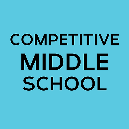 Competitive Middle School