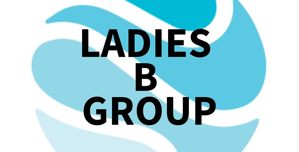 Ladies B Group