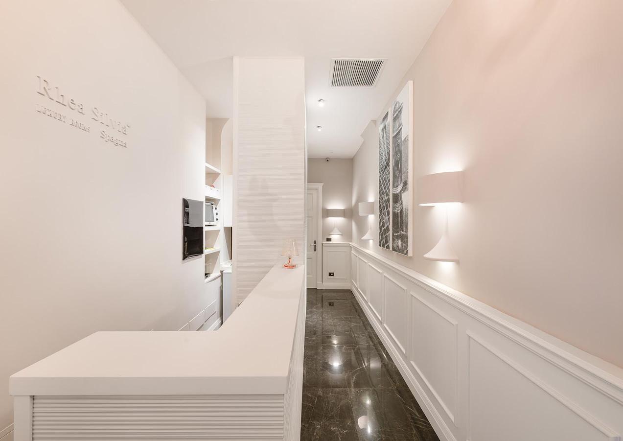 RheaSilvia Luxury Rooms, Roma Vite