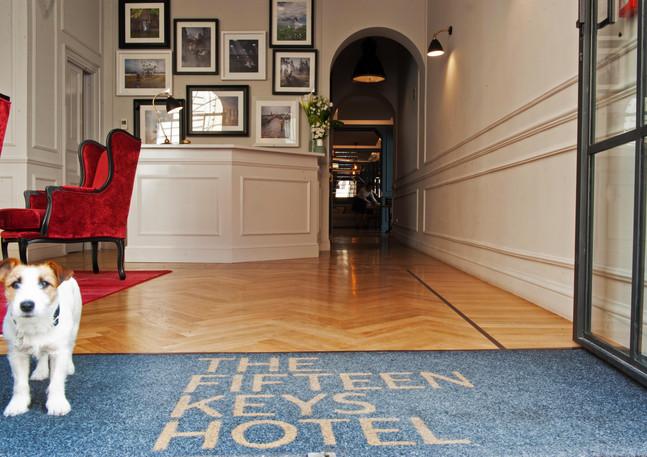 The fifteen keys Hotel