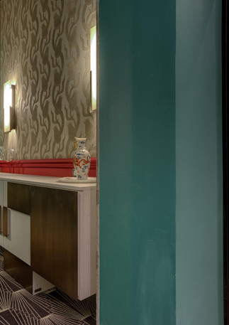 Hotel 3 rooms, Roma