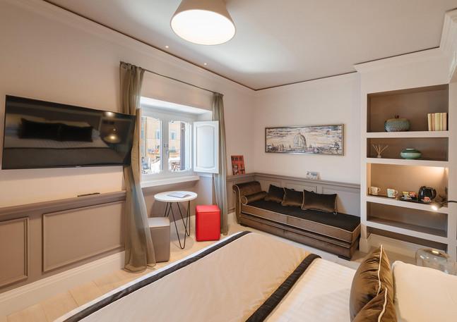 RheaSilvia Luxury Rooms, Roma Navona