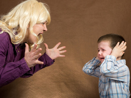 STOP Yelling At Your Kids -  Do Something Better!