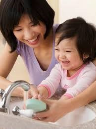 """Hey Kids: WASH YOUR HANDS!"" Surprising New Research on Hand Washing"