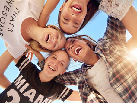 The Secret To Teen Happiness: Important New Research