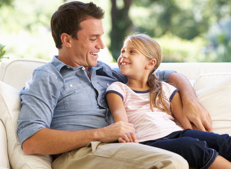 Dads!  Your Daughter Needs To Hear These 6 Assurances From You