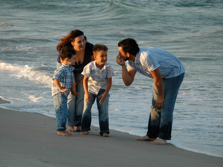 6 Ways To Make Your Family a More 'Open' Family