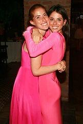 Sisters Danielle and Nicole Dankner