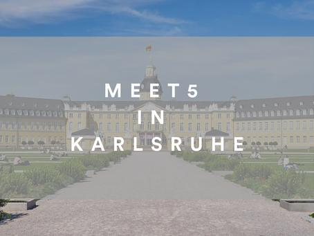 Meet5 startet in der Region Karlsruhe!