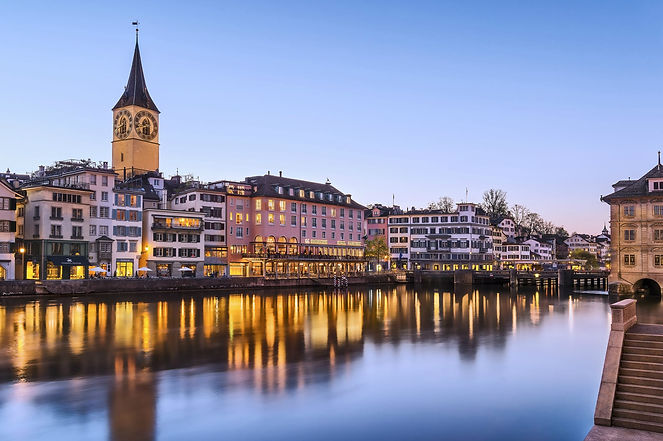 Wandern in Zürich