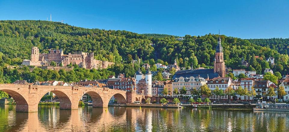 Wandern in Heidelberg