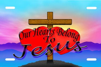 LP00548-Our Hearts Belong to Jesus