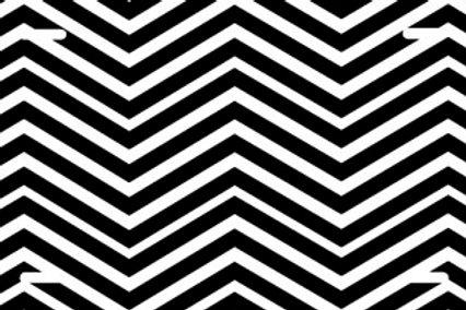 LP00856-Black White Chevron