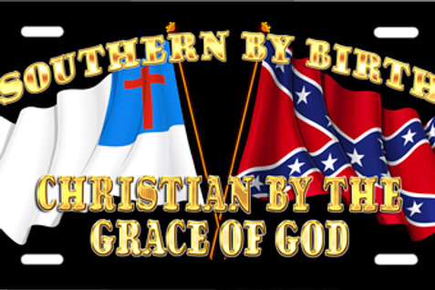LP00963-Rebel Christian Flag