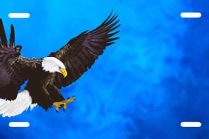 LP0073-Eagle on Blue