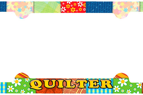 F121-Quilter Frame
