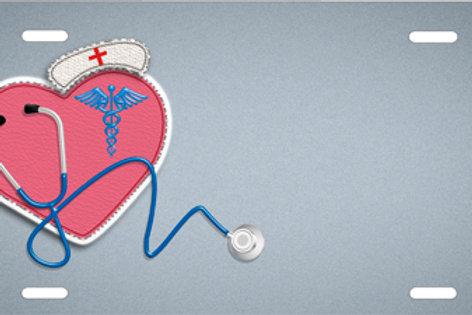LP00389-Nurse on Gray