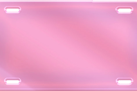 LP526P-Pink Mirrored Acrylic