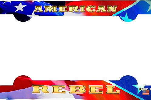 F124-American Rebel Frame